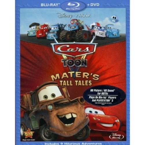 Cars Toon: Mater's Tall Tales (Blu-ray + DVD)