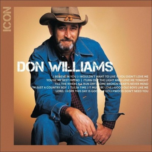 Don Williams - Icon Series: Don Williams (CD)