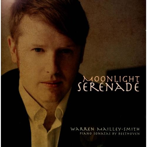 Moonlight Serenade: Piano Sonatas by Beethoven [CD]