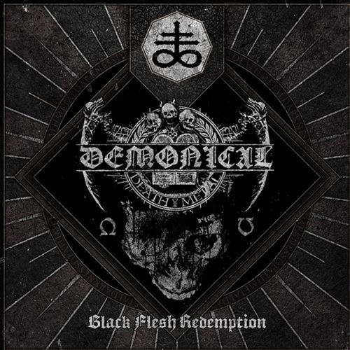 Black Flesh Redemption [CD]