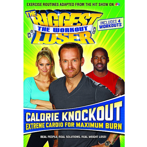 The Biggest Loser: The Workout - Calorie Knockout [DVD] [2011]