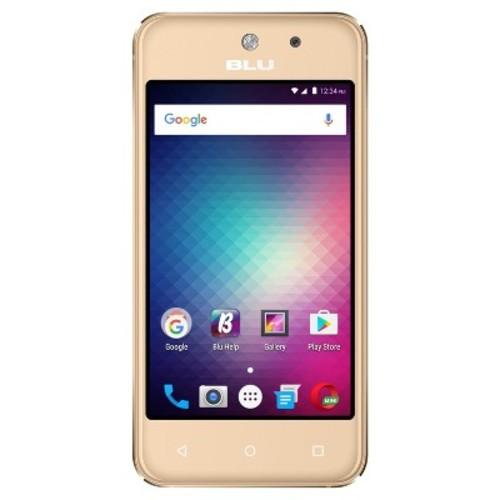 Unlocked BLU Vivo 5 Mini V050Q GSM Quad-Core Dual-SIM Phone - G