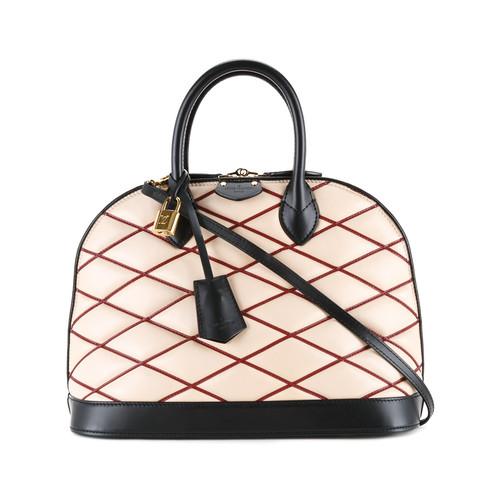 Alma PM Malletage shoulder bag