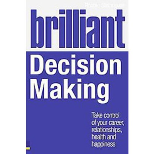 Brilliant Decision Making (Paperback)