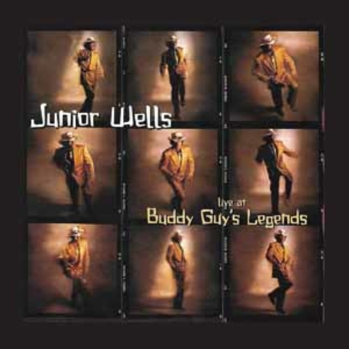 Junior Wells - Live At Buddy Guy's Legends [Audio CD]