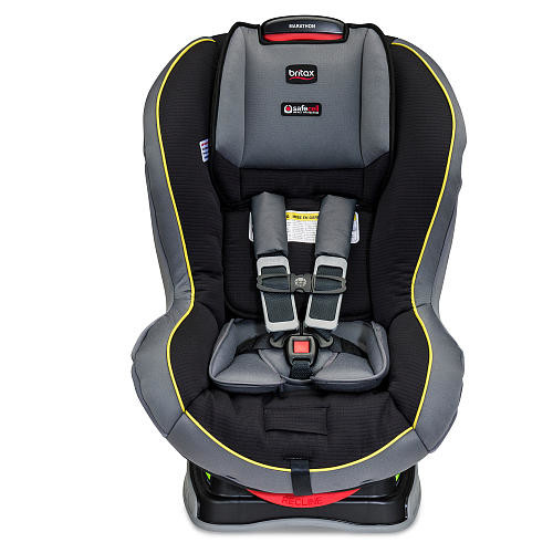 Britax Marathon G4.1 Convertible Car Seat with UltimateComfort - Summit