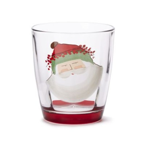 St. Nick Double Old Fashioned Glass