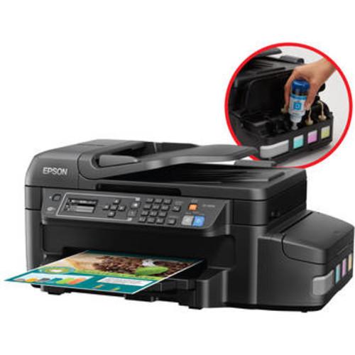 WorkForce ET-4550 EcoTank All-in-One Inkjet Printer