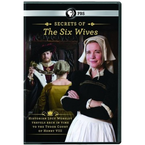Secrets Of The Six Wives (DVD)