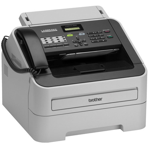 Brother FAX2940 Monochrome Printer with Scanner, Copier and High-Speed Laser Fax [FAX2940]
