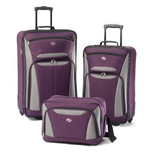 American Tourister - Fieldbrook II Luggage Set (3-Piece)