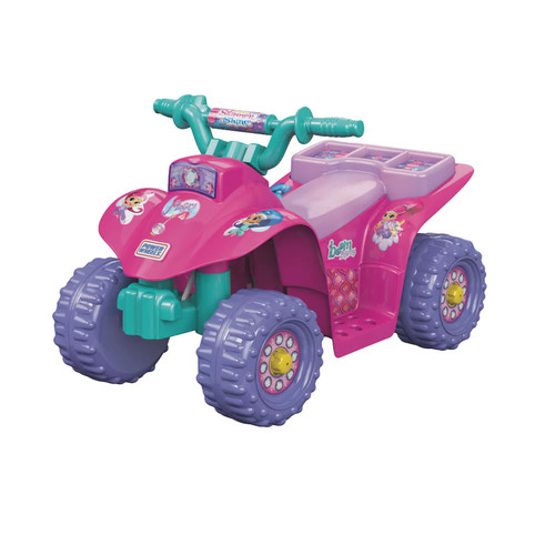 Power Wheels Shimmer & Shine Lil Quad Ride-On by Fisher-Price