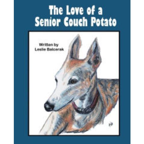 The Love of a Senior Couch Potato
