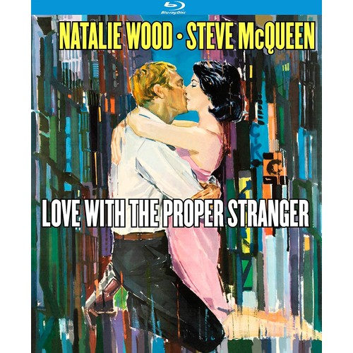 Love with the Proper Stranger [Blu-ray] [1963]