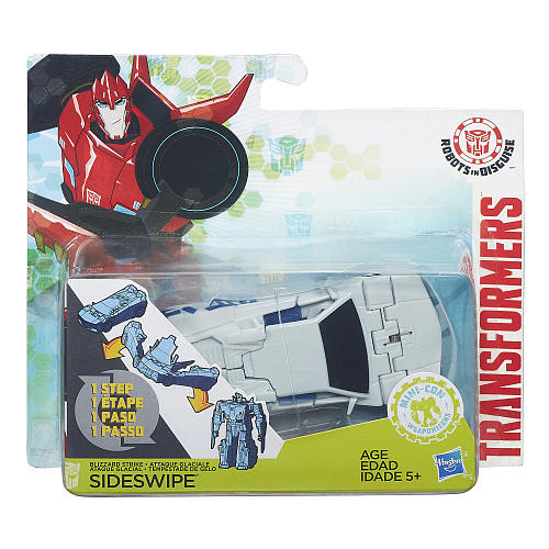 Transformers Robots in Disguise 4.25 inch Action Figure - Sideswipe