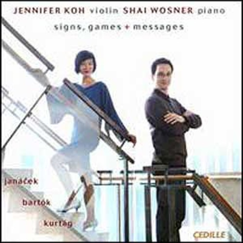 Signs, Games and Messages By Jennifer Koh (Audio CD)