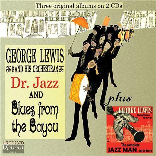 Doctor Jazz [CD]