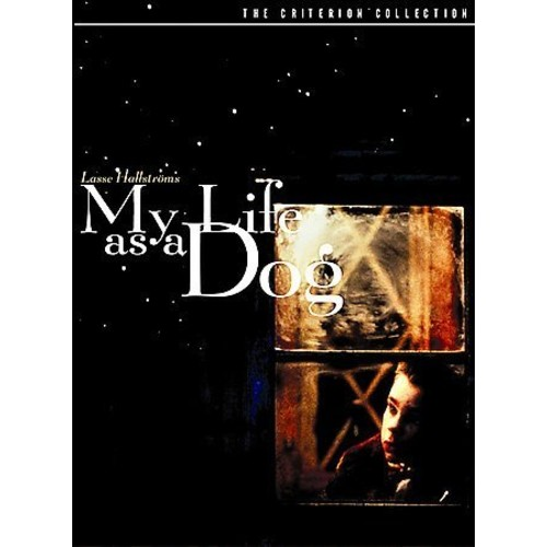 MY LIFE AS A DOG - DVD Movie