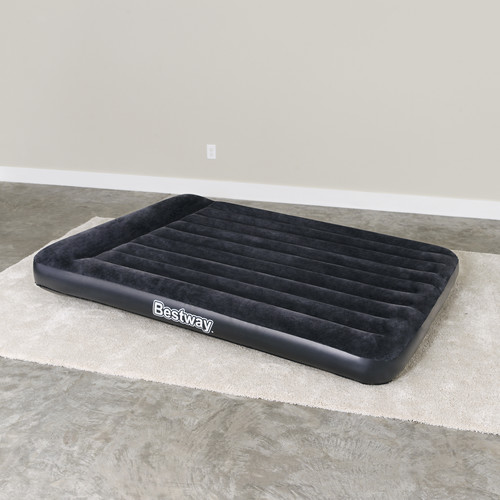 Bestway Aerolax Raised Queen Air Bed with Built-in Pump