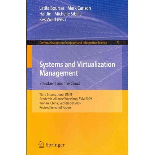 Systems and Virtualization Management