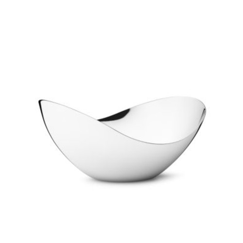Bloom Stainless Steel Tall Bowl
