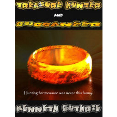 Treasure Hunter and Buccaneer (Combined Edition)