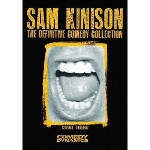 Definitive Comedy Collection (DVD)