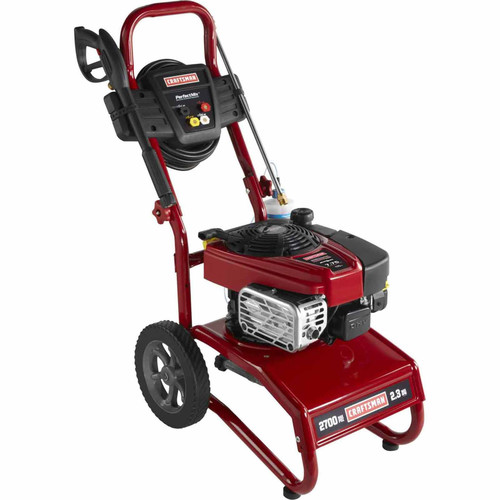 Craftsman 75287 2700PSI 2.3GPM 4-Cycle Gas-Powered Pressure Washer