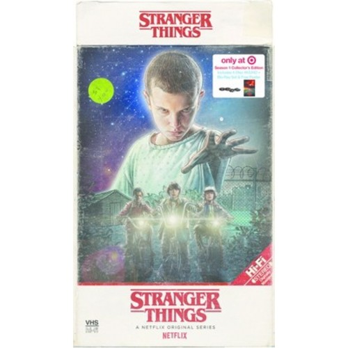 Stranger Things: Season 1 Collector's Edition (4K/UHD + Blu-Ray)