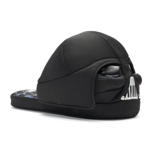 Men's Star Wars Darth Vader Scuff Slippers - Black