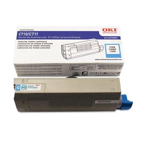 Oki Toner Cartridge, 1 Each (Quantity)