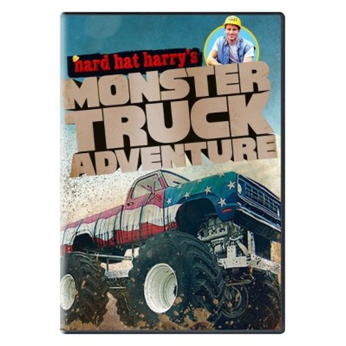 Hard Hat Harry Monster Truck Adventures (DVD)
