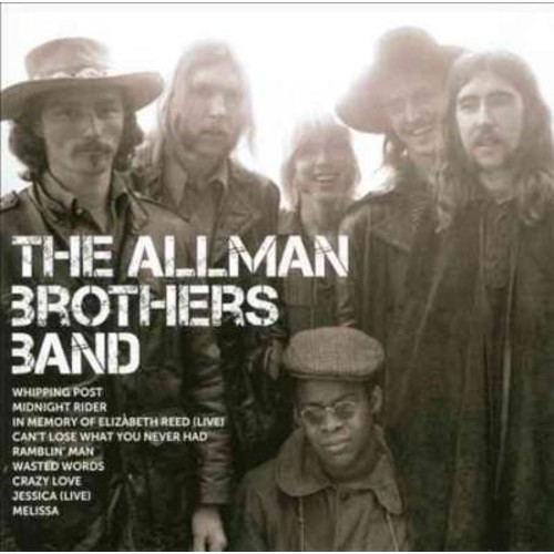 Allman Brothers Band - ICON: Allman Brothers Band