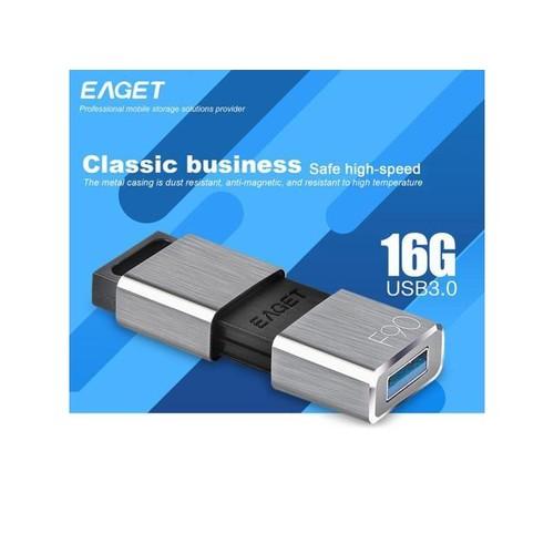 Eaget F90 USB Flash Drive USB3.0 Interface Pendrive Pen Drive 16GB/ 32GB/ 64GB/ 256GB USB Stick External Storage Disk
