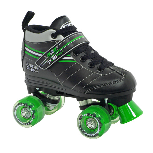 Roller Derby Laser 7.9 Boy's Speed Quad Skate