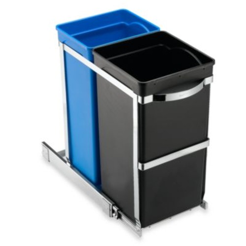 simplehuman 35-Liter Pull-Out Recycler