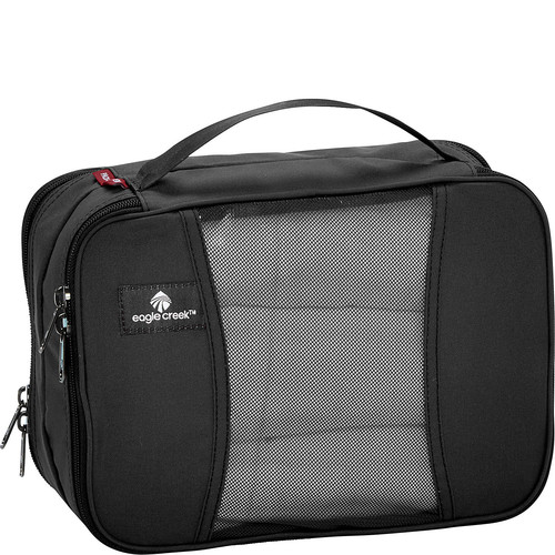 Eagle Creek Travel Gear Pack-It 2 Sided Half Cube, Black