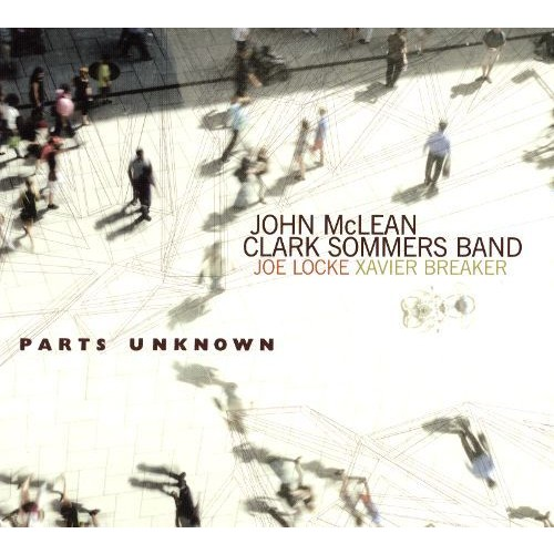 Parts Unknown [CD]