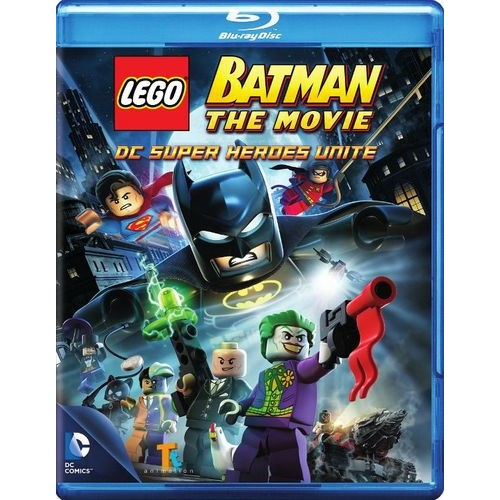 LEGO Batman: The Movie - DC Super Heroes Unite [Blu-ray] [2013]