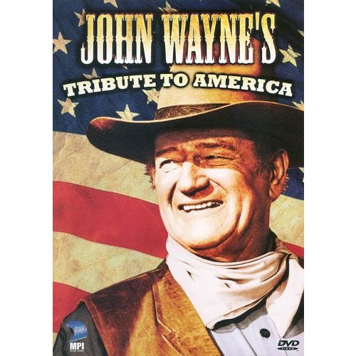 John Wayne's Tribute to America [DVD] [1970]