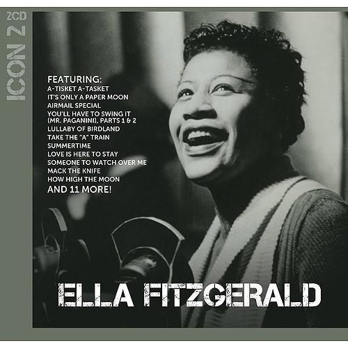Ella Fitzgerald - Icon [CD]