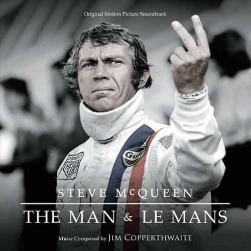 Jim copperthwaite - Man and le mans (Osc) (CD)