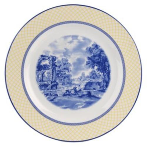 Spode Giallo 12-Inch Round Platter