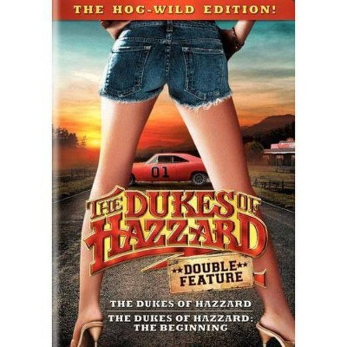 Dukes of hazzard film collection (DVD)