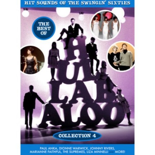 The Best of Hullabaloo: Collection 4 [DVD]