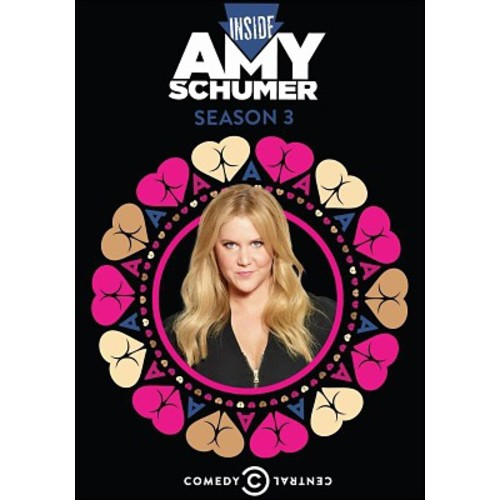 Inside Amy Schumer: Season Three (2 Discs) (dvd_video)