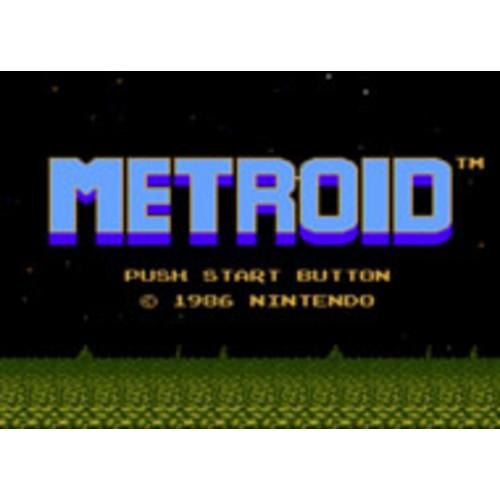 Nintendo of America Metroid [Digital]