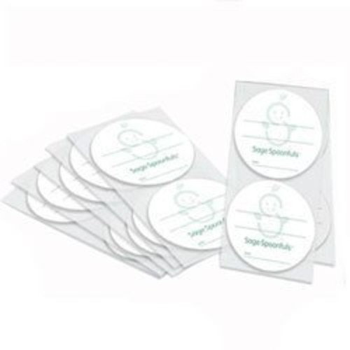 Sage Spoonfuls Pack of 60 Labels