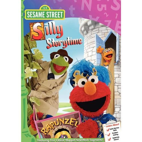 Sesame Street: Silly Storytime [DVD]