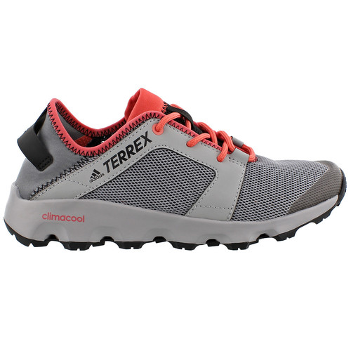 ADIDAS Womens Terrex Climacool Voyager Sleek Outdoor Shoes, Grey